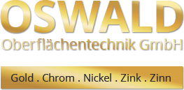 Oswald Oberflächentechnik GmbH - Logo